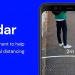 Sodar : l'outil en réalité augmentée de Google, pour maintenir les distances sociales