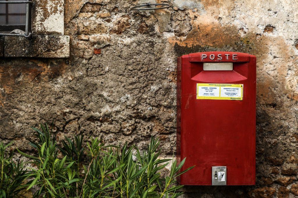 Créer une boite mail pour envoyer un sms anonyme