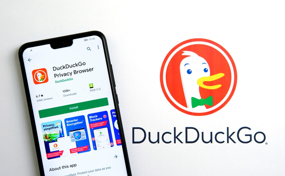 2. DuckDuckGo, pour protéger sa vie privée